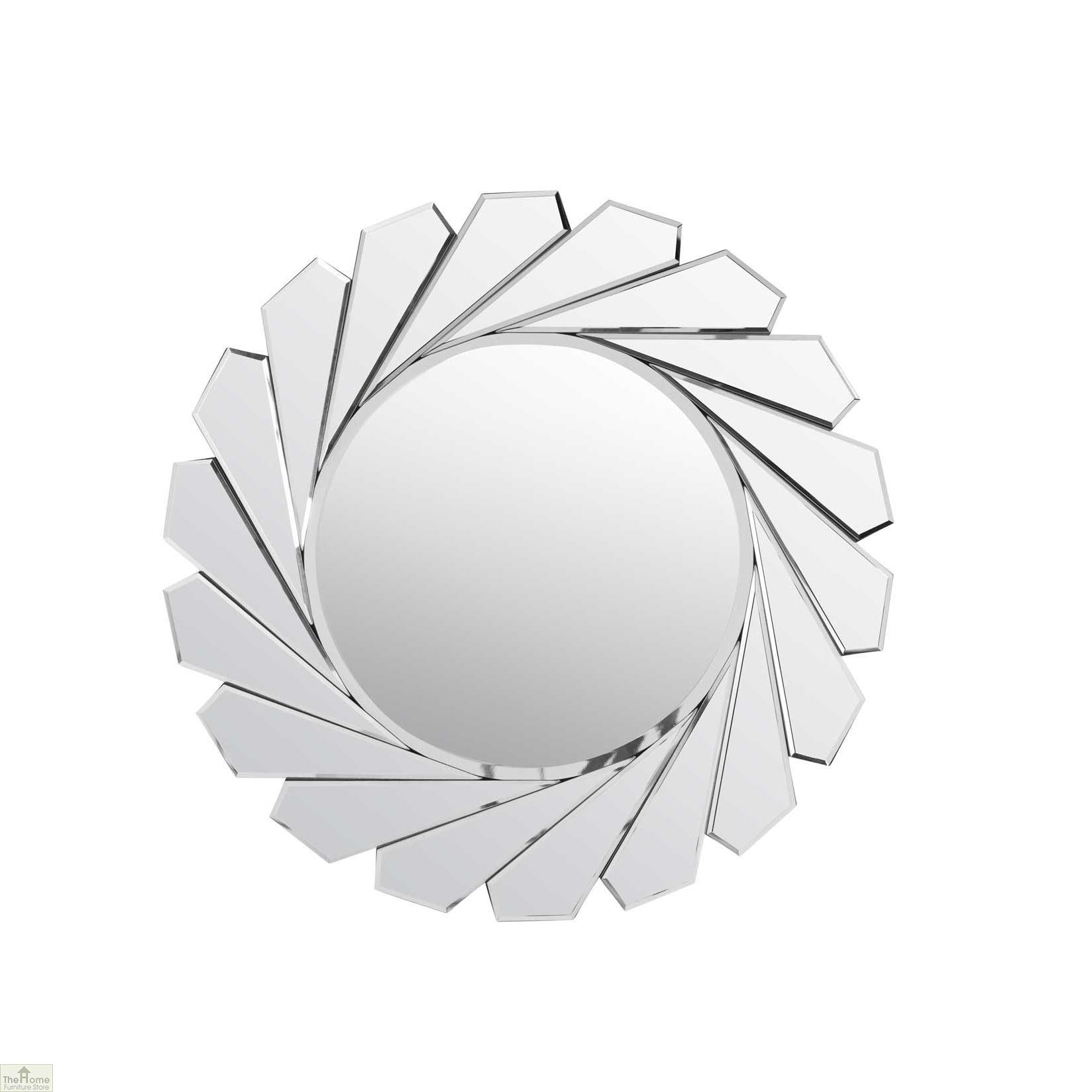 Round Venetian Mirror