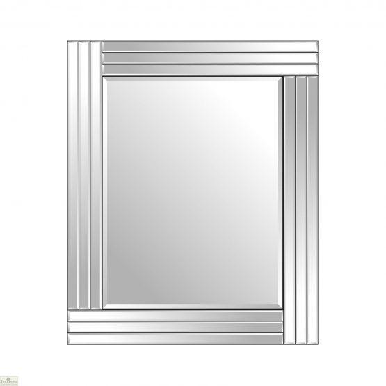 Triple Bevelled Venetian Mirror