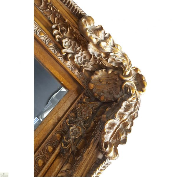 Carved Louis Mirror_2