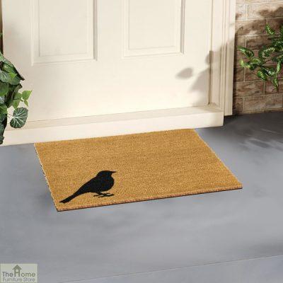 Bird Silhouette Doormat_4