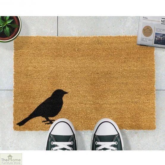 Bird Silhouette Doormat_2