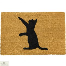 Cat Silhouette Doormat