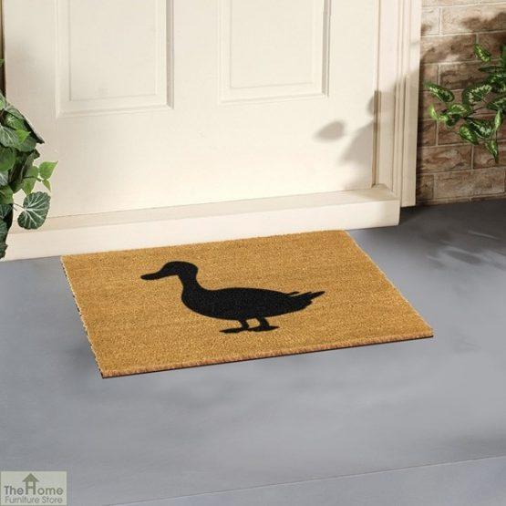 Duck Silhouette Doormat_4