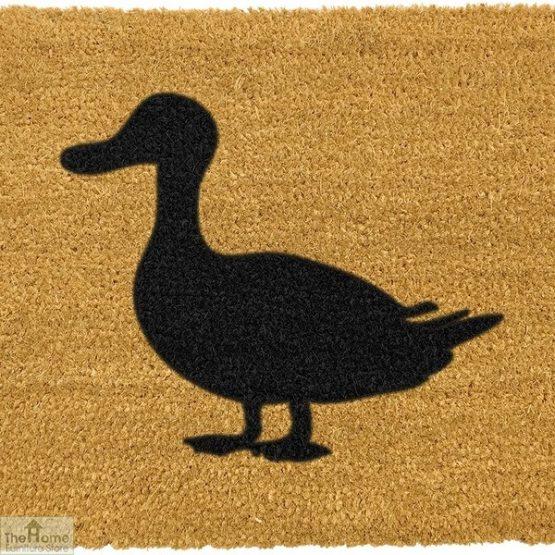 Duck Silhouette Doormat_1