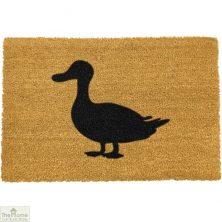 Duck Silhouette Doormat