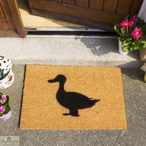Duck Silhouette Doormat_3
