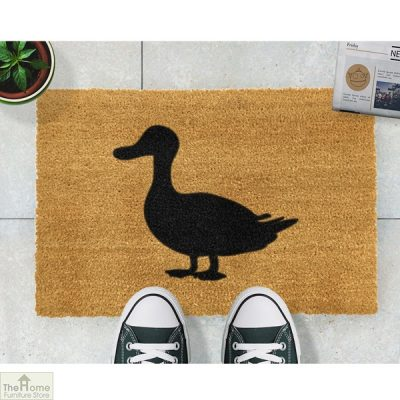 Duck Silhouette Doormat_2