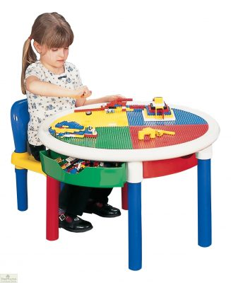 Childrens Colourful Play Chairs_1