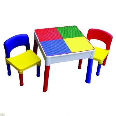 Multi Purpose Activity Table And Chairs_3