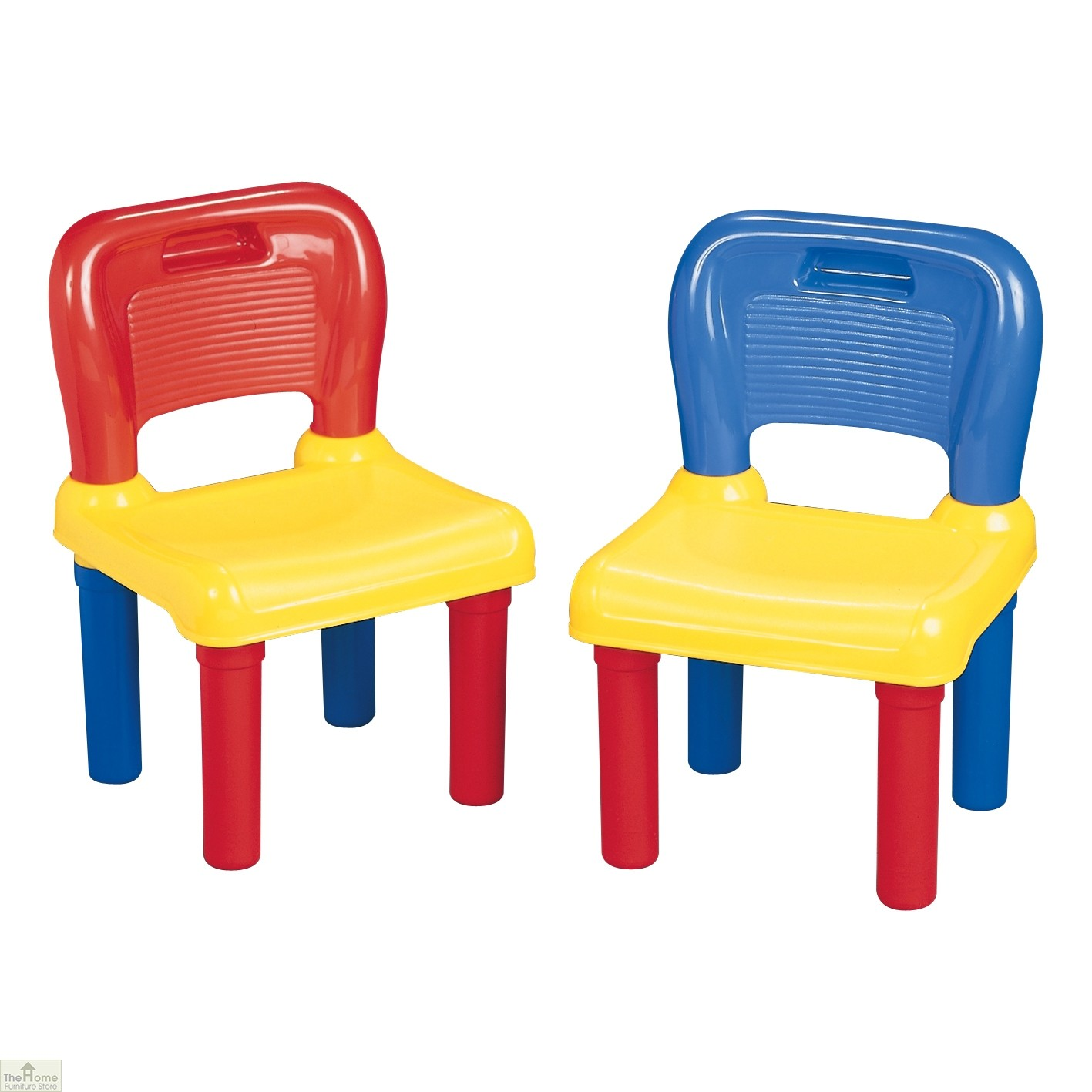 Childrens Colourful Play Chairs