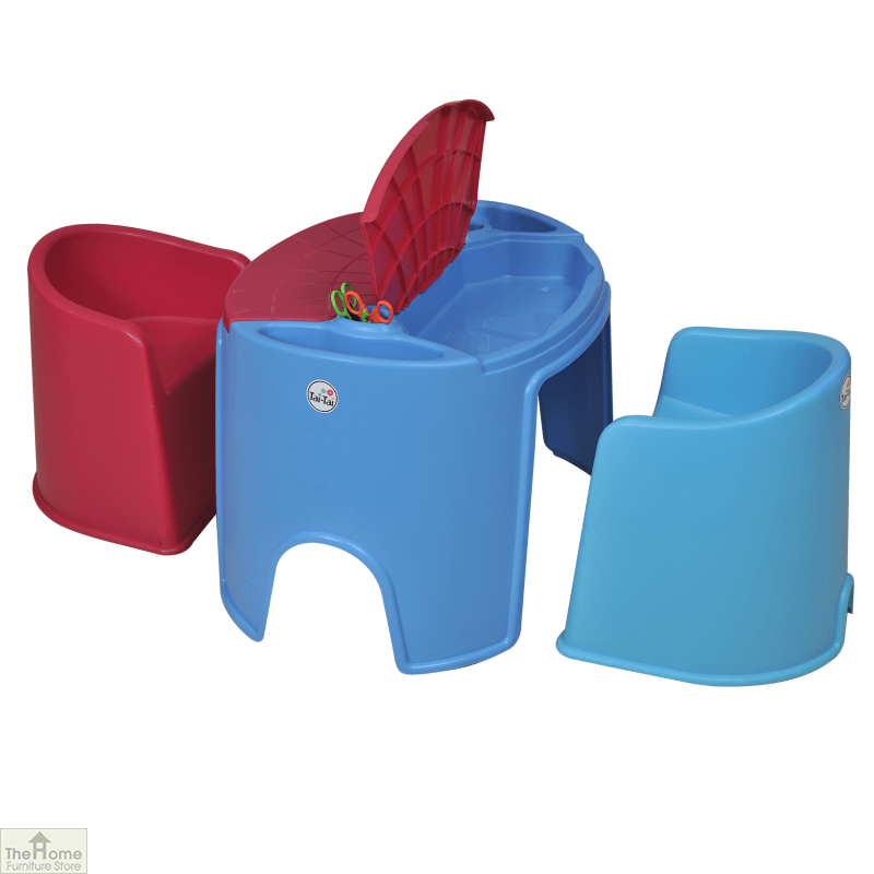 Childrens Tub Table And Chair Set | The Home Furniture Store