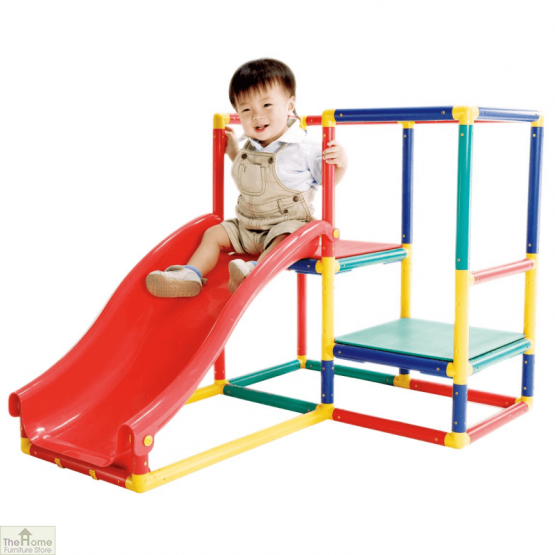 Childrens Play Gym And Slide