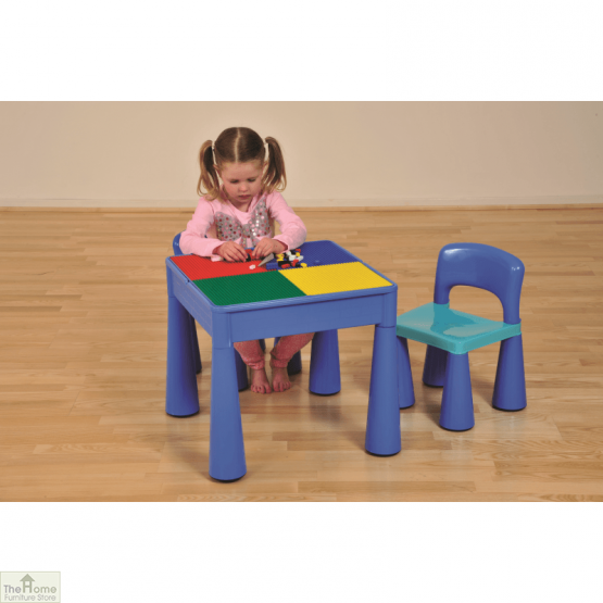 Multi Purpose 2 in 1 Play Table And Chairs_3