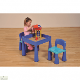 Multi Purpose 2 in 1 Play Table And Chairs_1