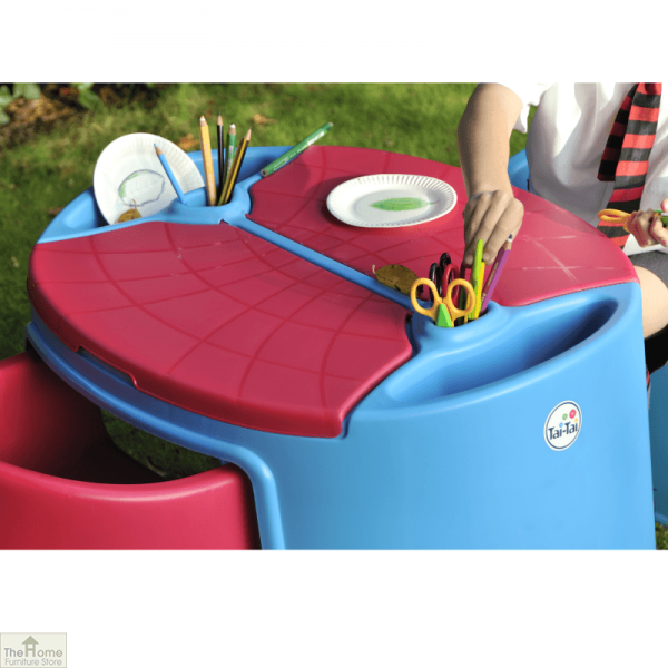 Childrens Tub Table And Chair Set_2