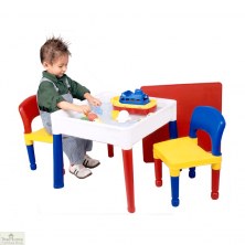 Multi Purpose Activity Table And Chairs