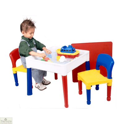 Multi Purpose Activity Table And Chairs_1