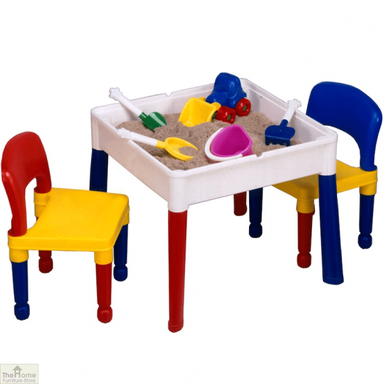 Multi Purpose Activity Table And Chairs_4