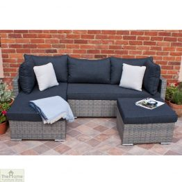Casamoré Milan Petite Sofa Set in Flint Grey_1