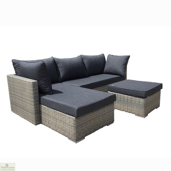 Casamoré Milan Petite Sofa Set in Flint Grey_6