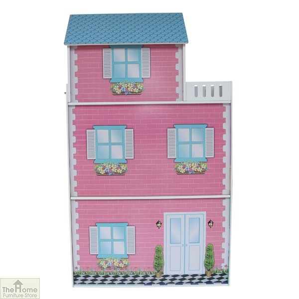 Dollhouse With Furniture The Home Furniture Store
