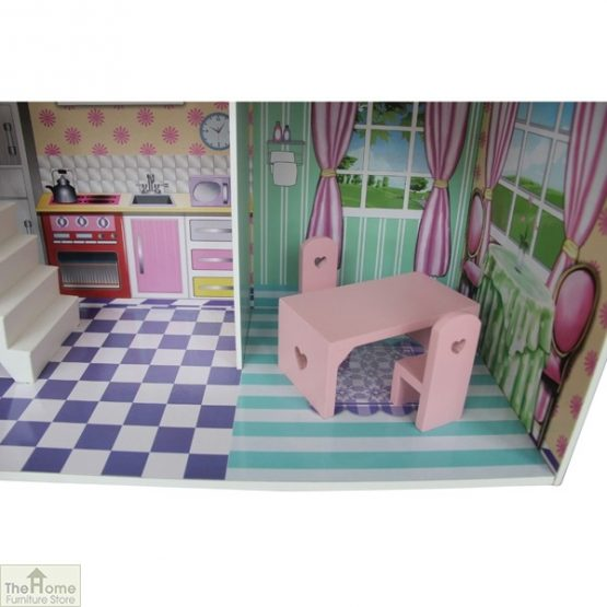 Dollhouse with Furniture_5