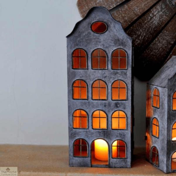 Large Dutch House Lantern