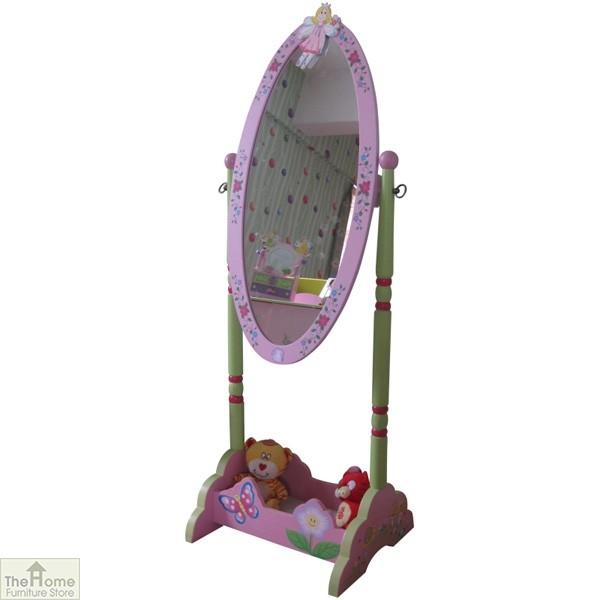 Fairy Design Dressing Mirror