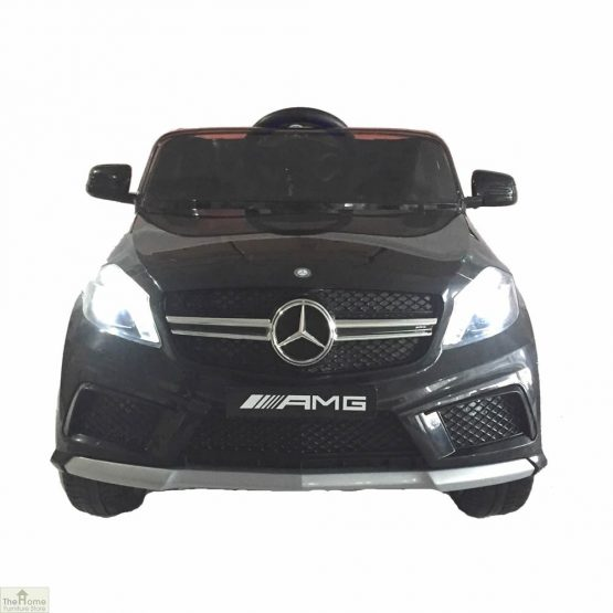 Mercedes Black Ride on Car_2