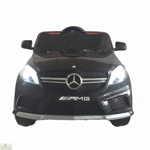 Mercedes Black Ride on Car_2