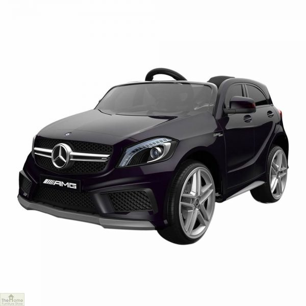 Mercedes Black Ride on Car