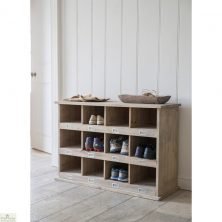 Chedworth 12 Shoe Locker Storage Unit