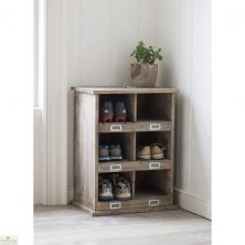 Chedworth 6 Shoe Locker Storage Unit