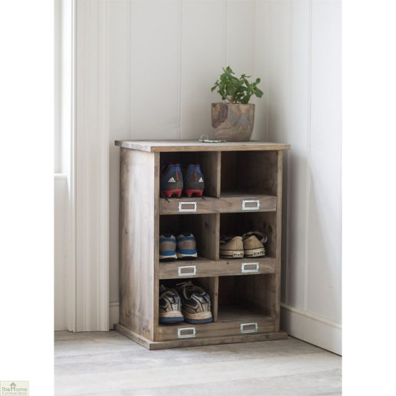 6 Shoe Locker Storage Unit_1