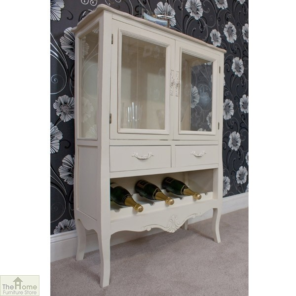 Casamoré Devon Wine Rack 2 Door 2 Drawer_3