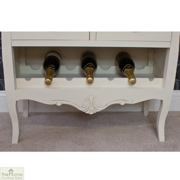 Casamoré Devon Wine Rack 2 Door 2 Drawer_5