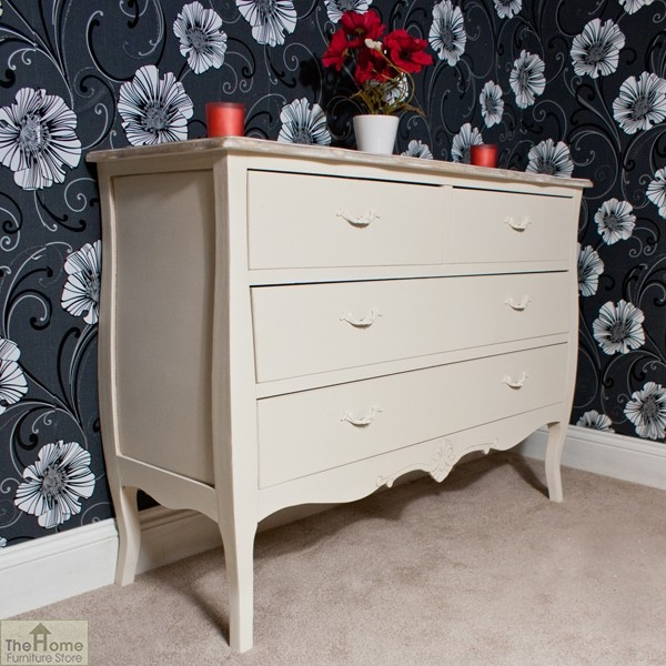 Devon 2 Over 2 Chest of Drawers_2