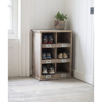 6 Shoe Locker Storage Unit_1