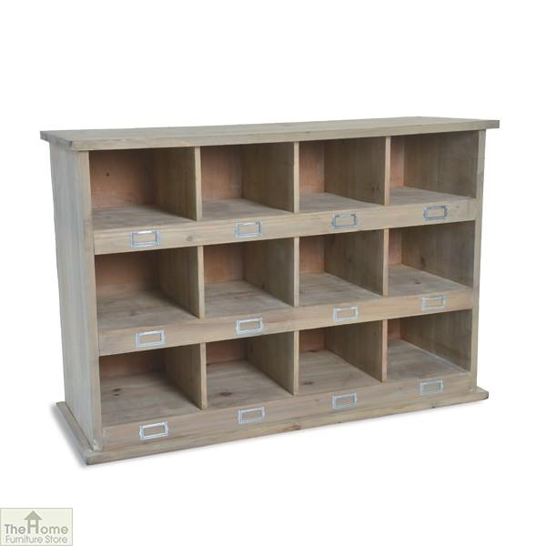 12 Shoe Locker Storage Unit