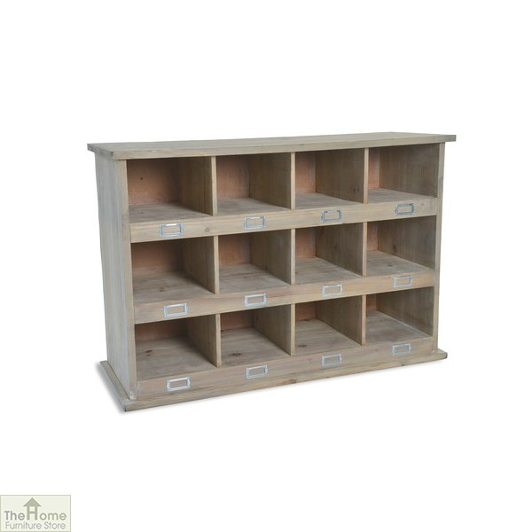 12 Shoe Locker Storage Unit The Home Furniture Store