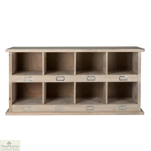 8 Shoe Locker Storage Unit