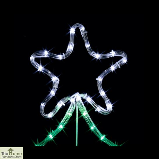 Twinkling LED Christmas Tree