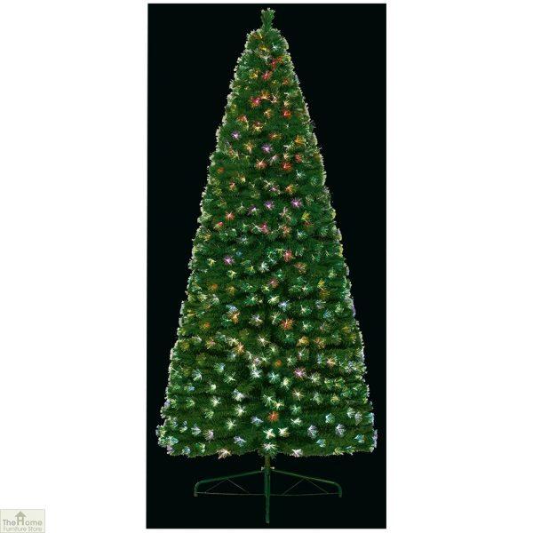 80cm Fibre Optic Christmas Tree