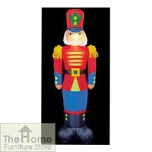 1.8m Inflatable Nutcracker
