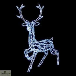 1.4m LED Reindeer Christmas Decoration