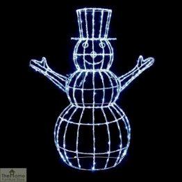 1.5m LED Christmas Snowman