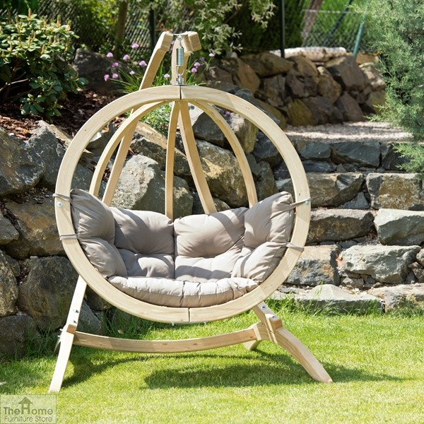 Globo Hanging Chair Set The Home Furniture Store