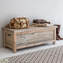 Aldsworth Wooden Hallway Bench