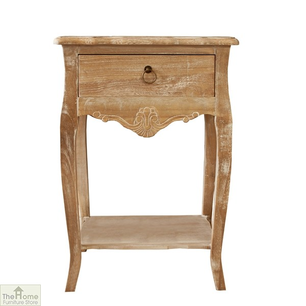 Casamoré Lyon 1 Drawer Lamp Table