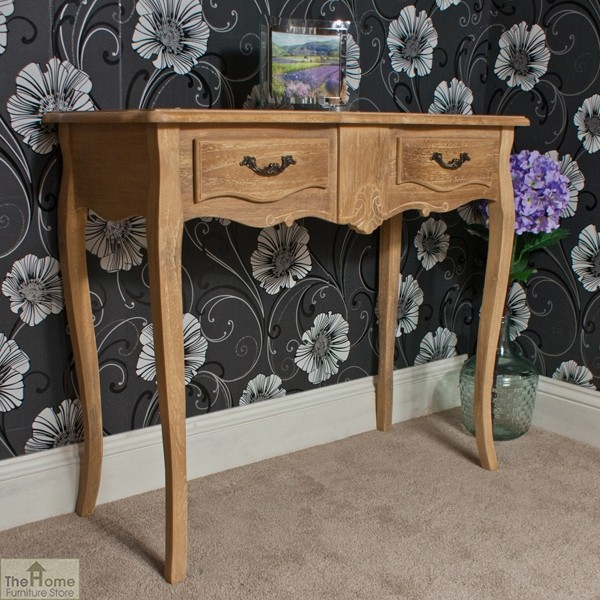 Casamoré Lyon 2 Drawer Console Table_2